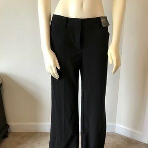New York & Company black wide leg pants